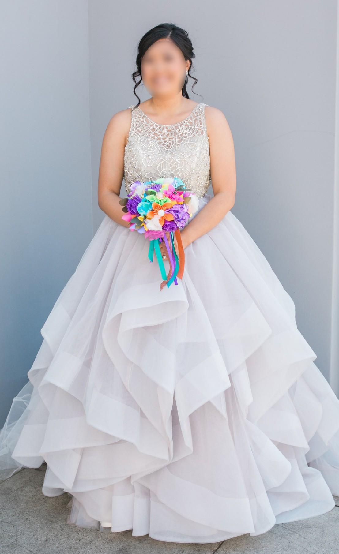 Hayley Paige Dori / Style 6413 - Used Wedding Dresses - Stillwhite