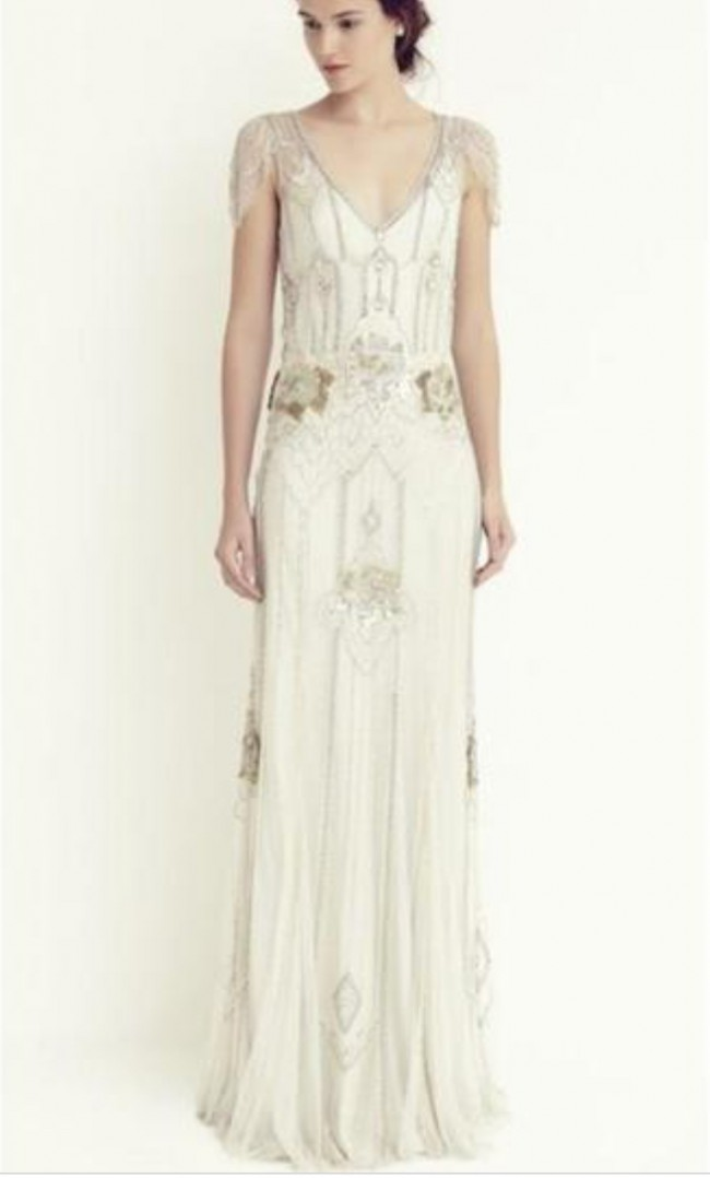 Jenny Packham Eden Preowned Wedding Dress on Sale 33% Off - Stillwhite