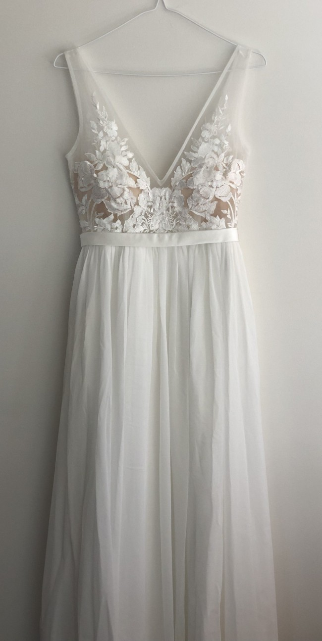 Made With Love, Stevie Bodice with Sofia Skirt