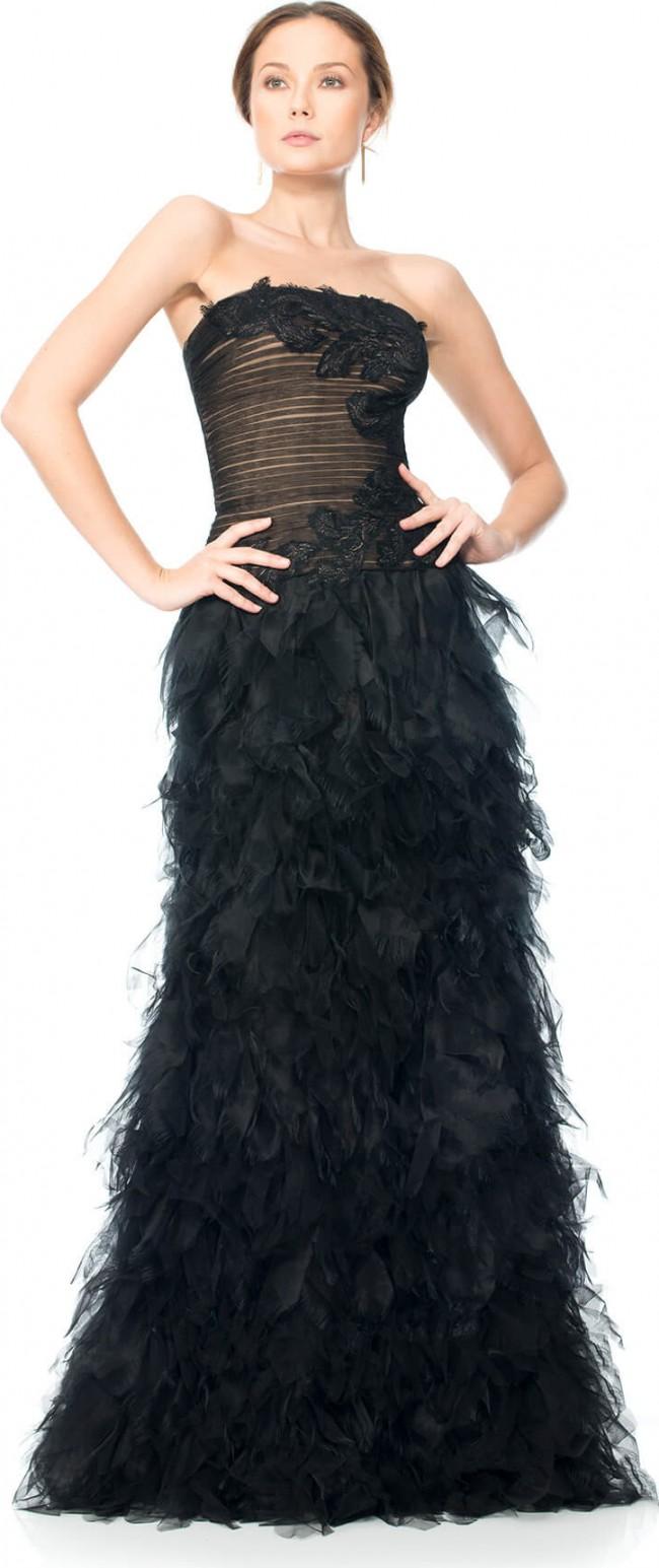 Tadashi Shoji New Wedding Dress on Sale 44% Off