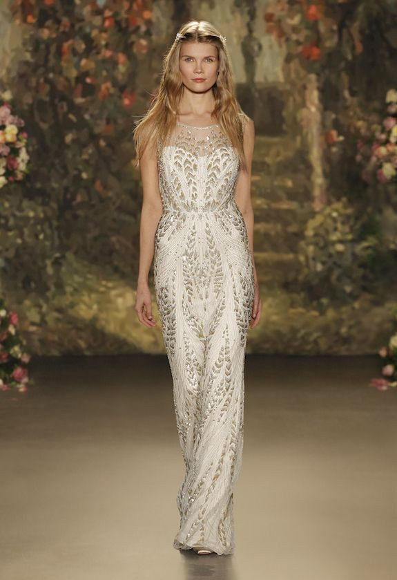 Jenny Packham, Sheath