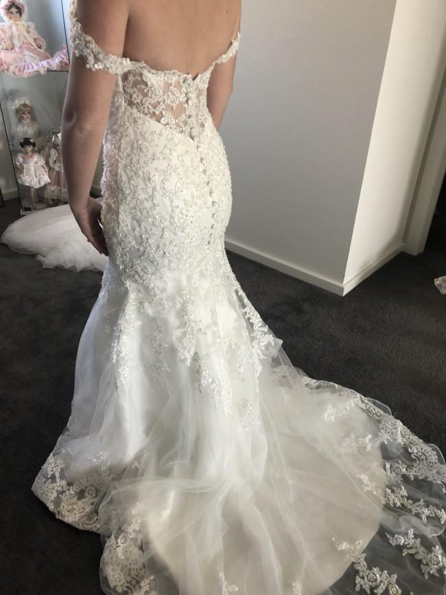 Charlene's Brides, Custom Made