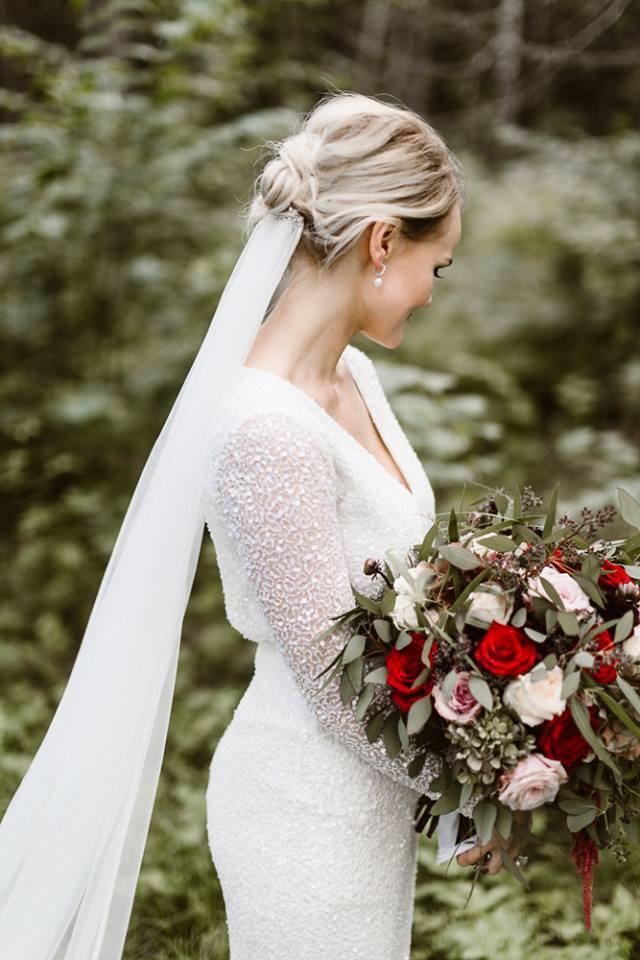 Rachel Gilbert, Paola Gown
