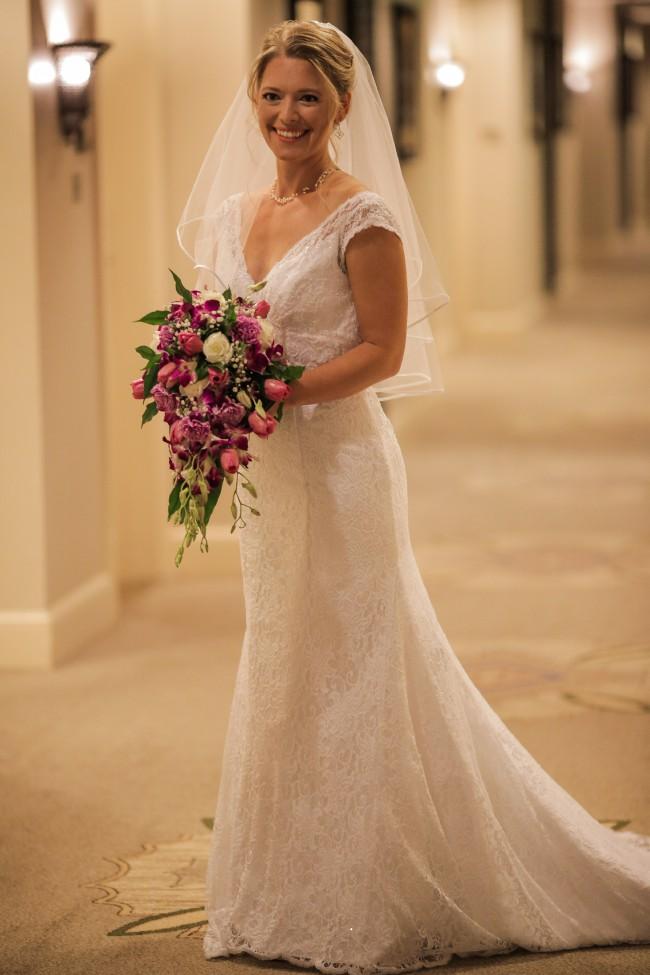 David's Bridal, DAVID'S BRIDAL COLLECTION T9612