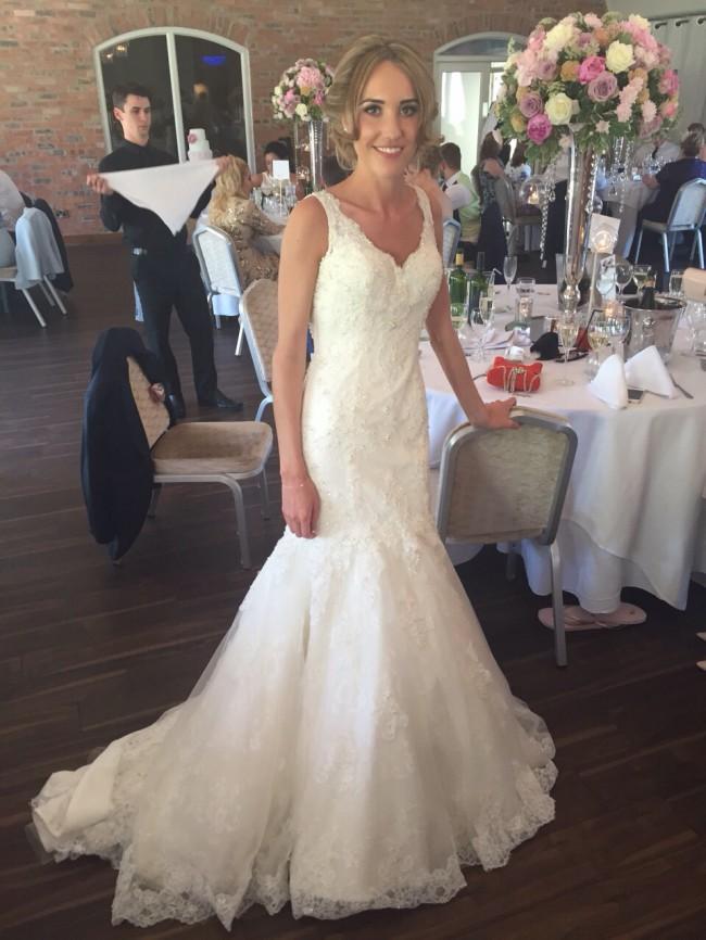 Justin alexander wedding dresses style 8702