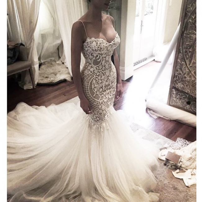 Leah da gloria second hand wedding dress on sale 33 off for Leah da gloria wedding dress cost