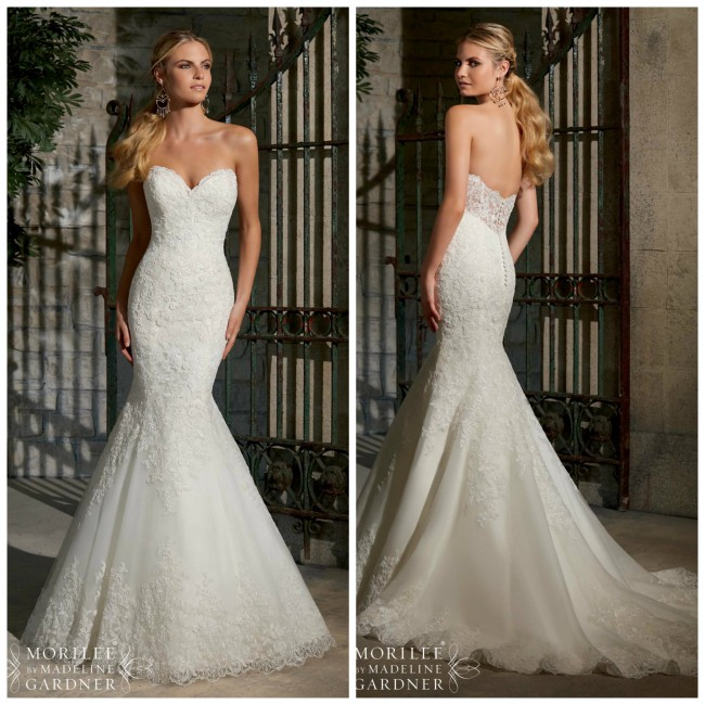 Morilee 2713 second hand wedding dress on sale 25 off for Second hand mori lee wedding dresses