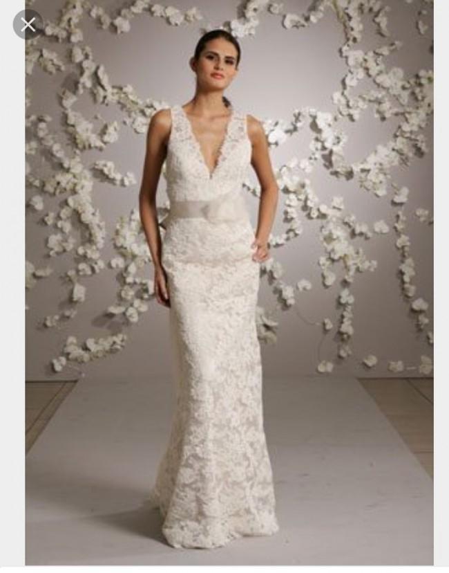 Jim Hjelm 8011 Second-Hand Wedding Dress on Sale 58% Off