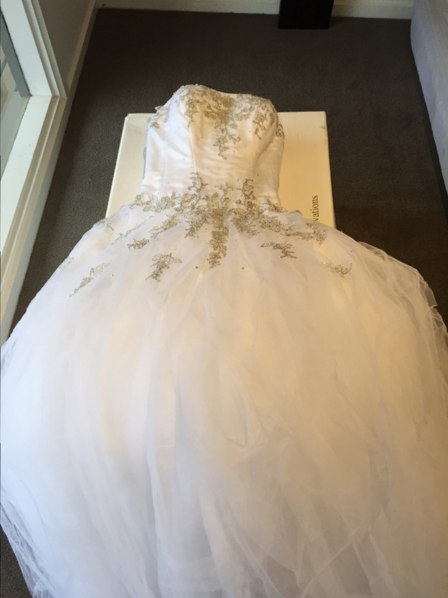 Brides By Mancini, Ball Gown