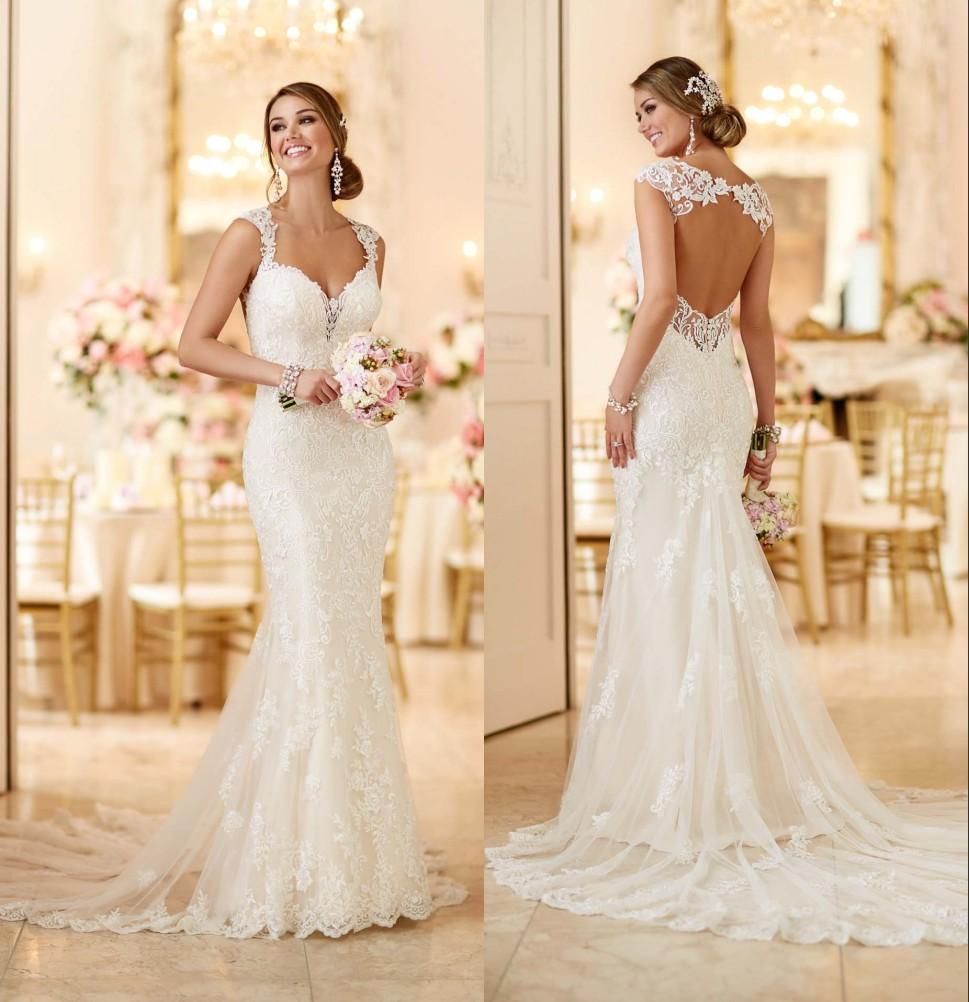 Stella York New Wedding Dress On Sale 52% Off