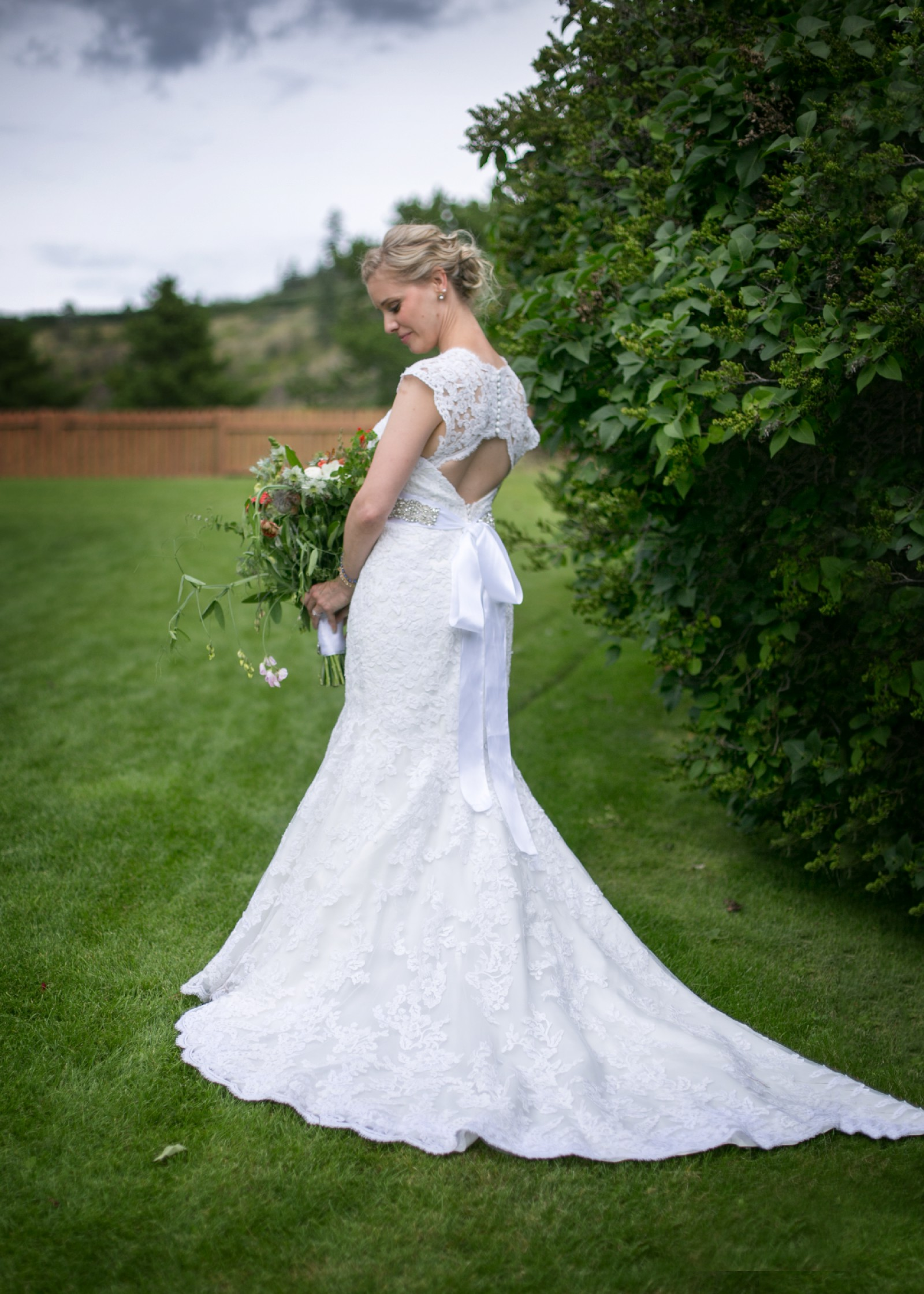 Morilee second hand wedding dress on sale 67 off for Second hand mori lee wedding dresses