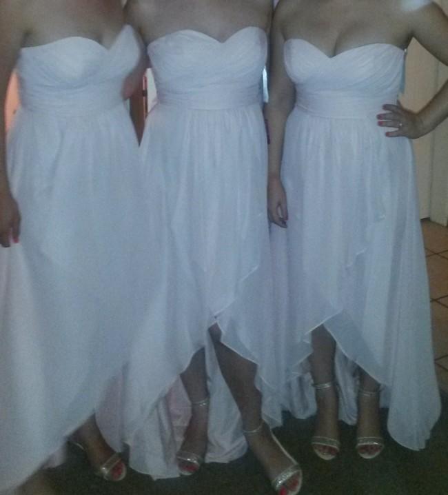 Henry Roth Second Hand Wedding Dress On Sale 82 Off: Bride & Co Blush Bridesmaid Dresses Second Hand Wedding