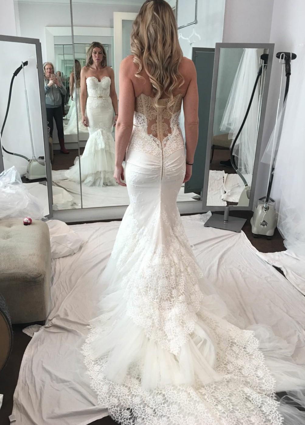Inbal Dror Vip Second Hand Wedding Dress On Sale 45 Off