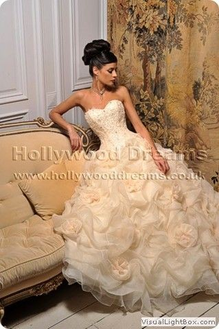 Hollywood Dreams, Ball Gown