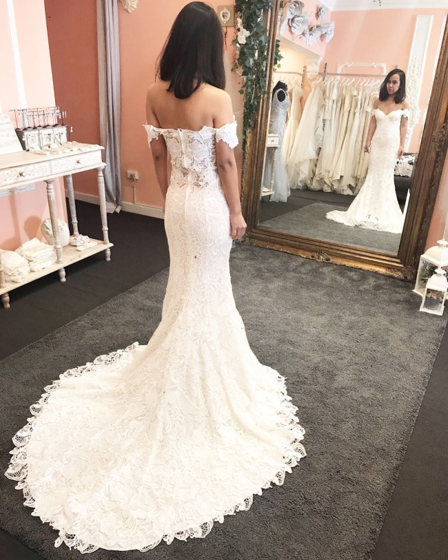 Blanche Bridal Amelia Wedding Dress On Sale 52 Off