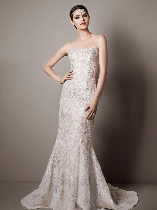 Galina signature swg605 second hand wedding dresses stillwhite junglespirit Gallery