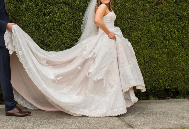 Jack Sullivan Hannah Second Hand Wedding Dress On Sale 49 Off