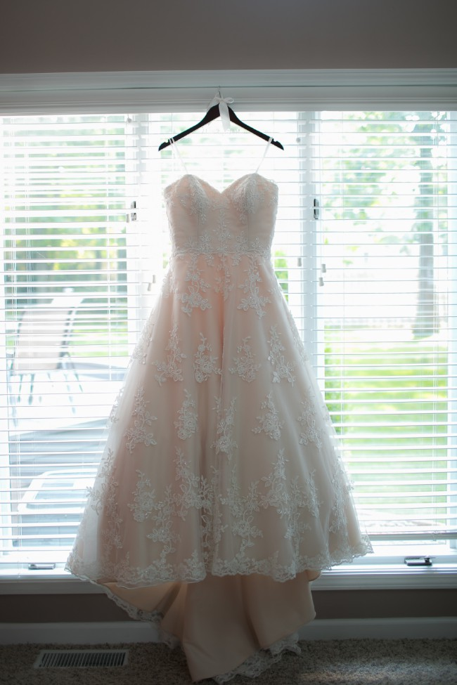 Morilee, Lace