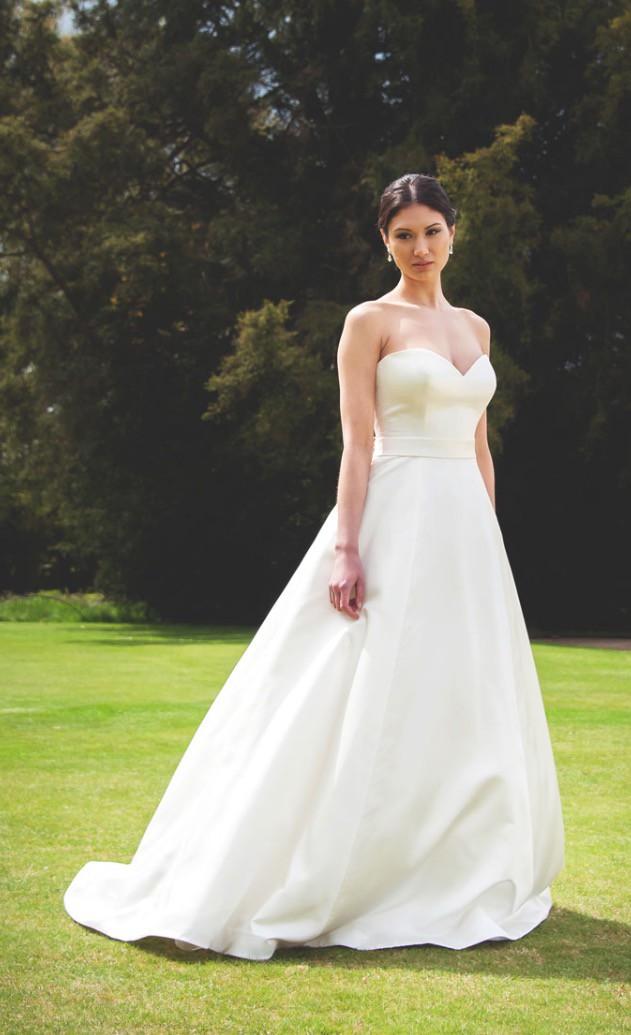Augusta Jones Anna Wedding Dress on Sale 74% Off