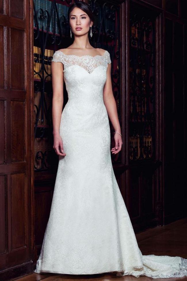 Augusta Jones Skyler Wedding Dress On Sale 53 Off
