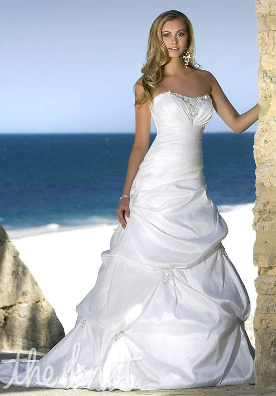 Ella Bridal 5399 PreOwned Wedding Dress on Sale 55% Off
