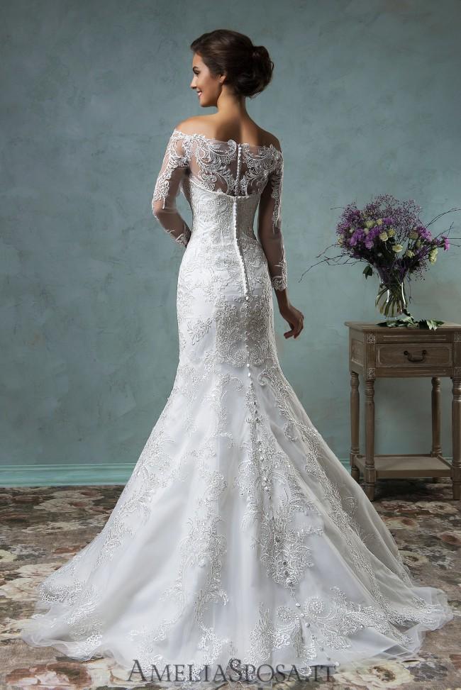Amelia sposa celeste new wedding dress on sale 33 off for Wedding dresses st cloud mn