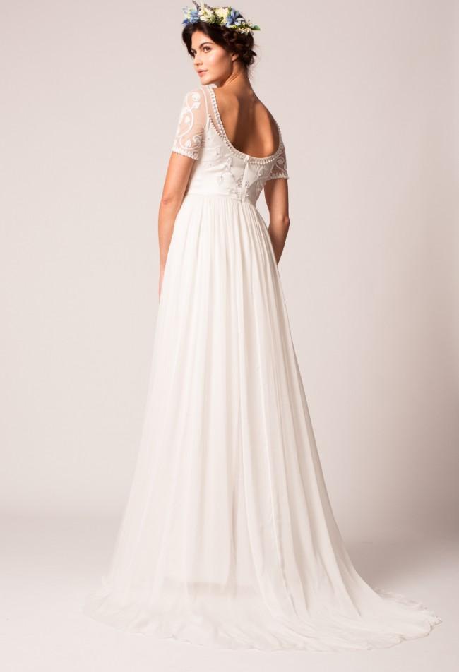 Temperley london saffron new wedding dress on sale 60 off for Alice temperley wedding dresses