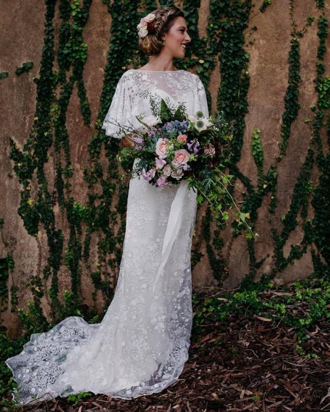 Jennifer Gifford Arabella New Wedding Dress on Sale 44% Off