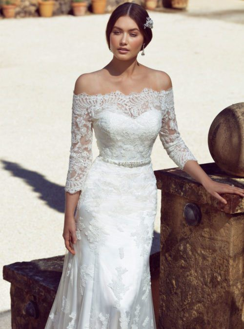 Mia Solano CAPRIE Second Hand Wedding Dress on Sale 37% Off