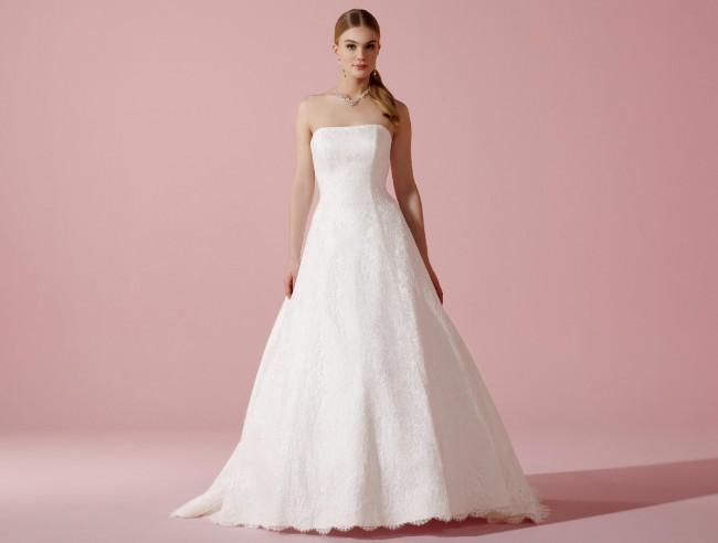 a line new wedding dress on sale 50 off stillwhite. Black Bedroom Furniture Sets. Home Design Ideas