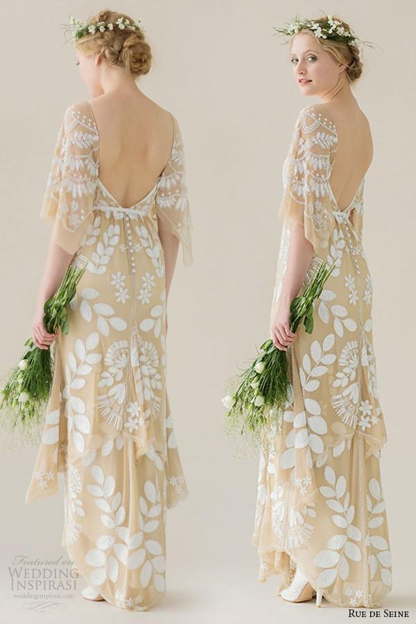 Rue De Seine Dahlia Preowned Wedding Dress On Sale 61 Off