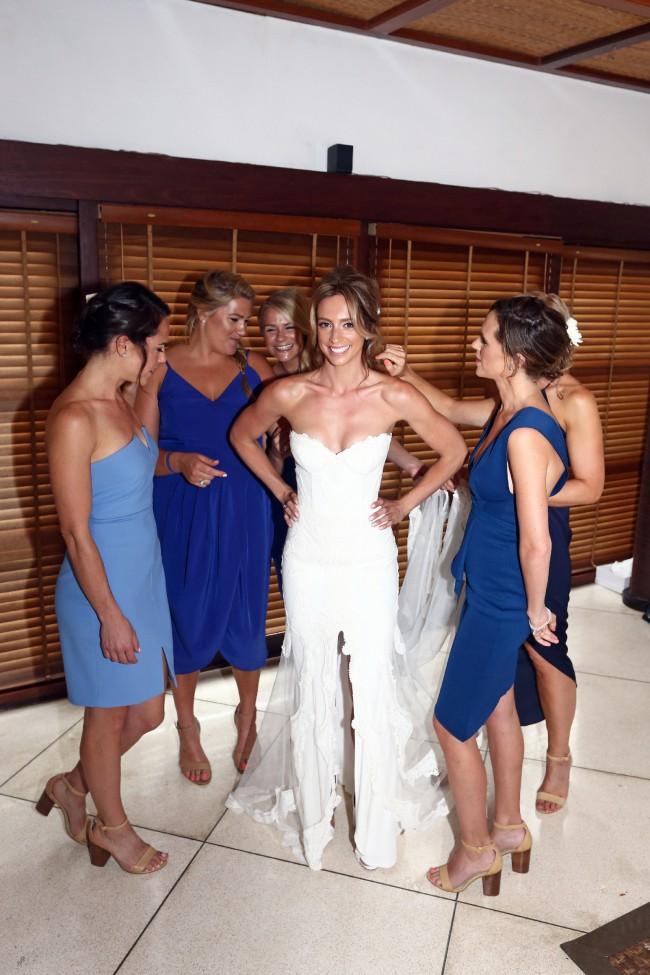 Jane Hill Valentine Variation Gown Second Hand Wedding