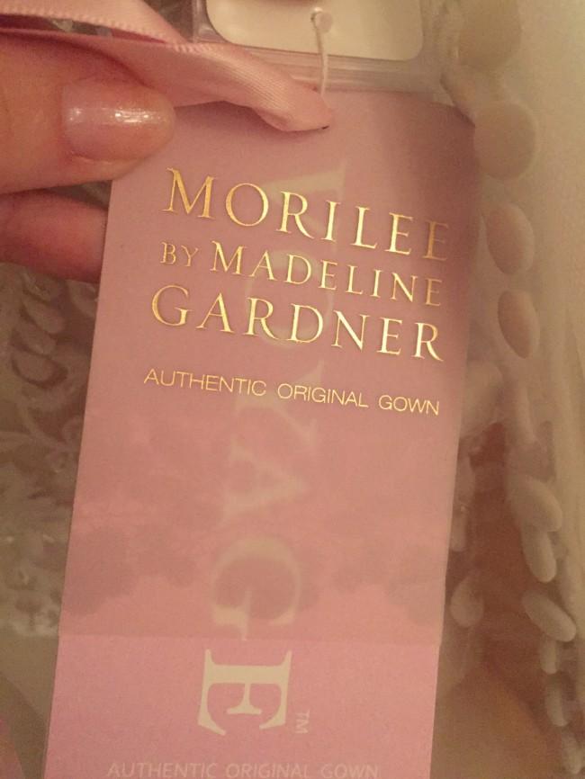 Madeline Gardner, Morilee 6836