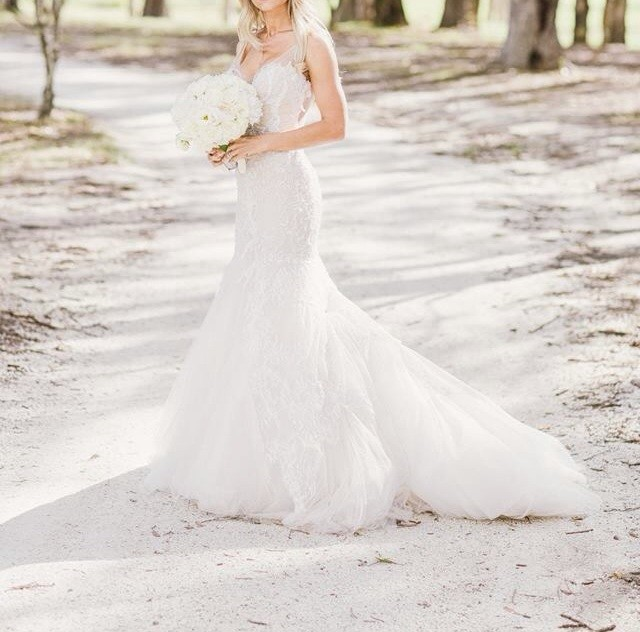 MXM Couture Preloved Wedding Dress On Sale 31% Off