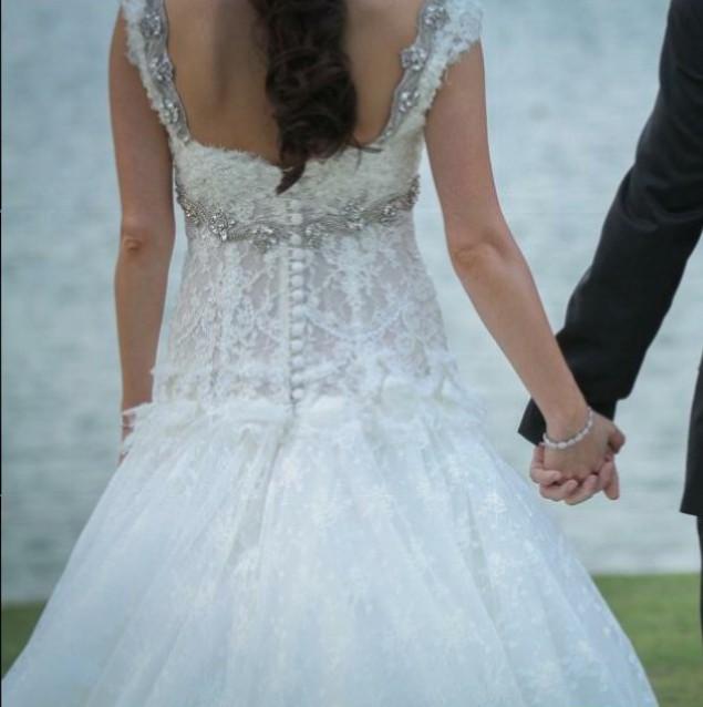 Stalo Theodorou Used Wedding Dress on Sale 88% Off