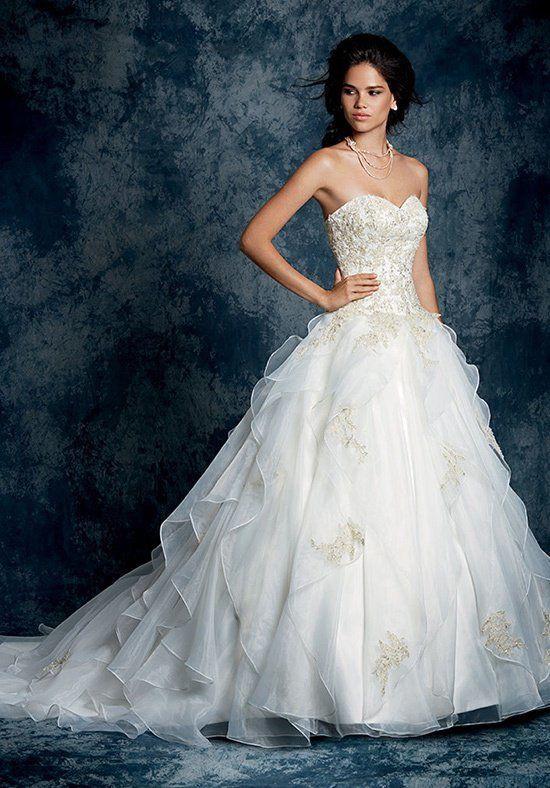 Alfred Angelo 899W - Used Wedding Dresses - Stillwhite
