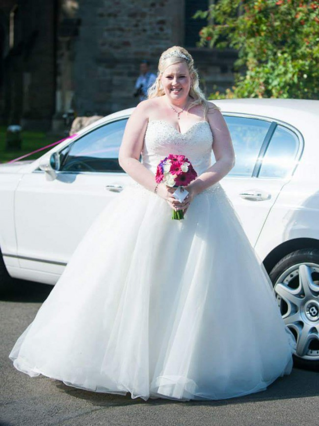 Sincerity Bridal 3621 - Second Hand Wedding Dresses - Stillwhite