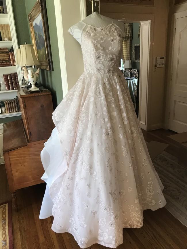 Hayley Paige 6755reagan New Wedding Dress On Sale 18 Off