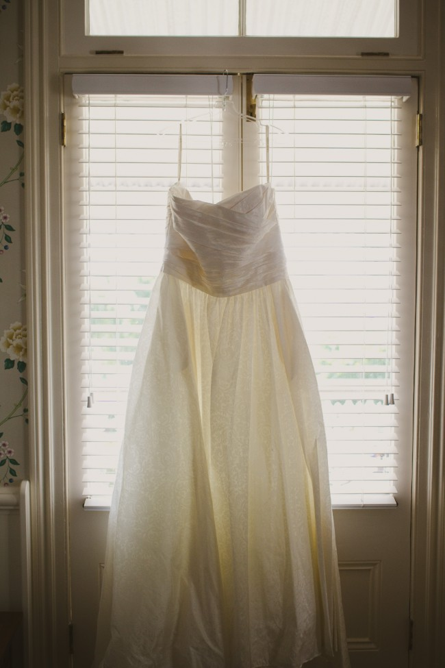 Caleche Alice Preowned Wedding Dress on