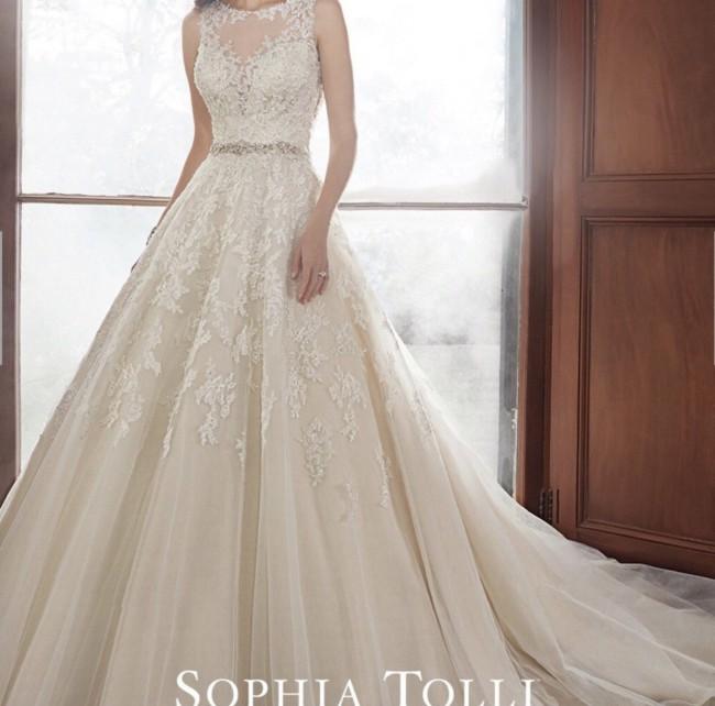 Sophia Tolli, Carson-Y21520