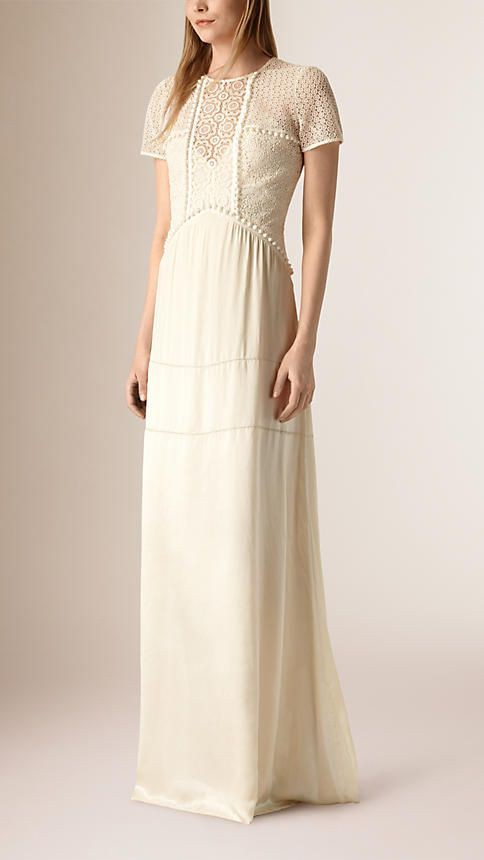 Burberry Bridesmaid Dress