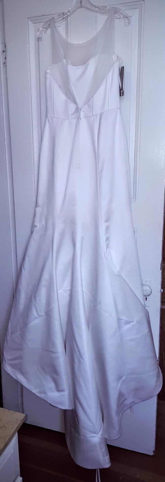 Mikaella 1901 wedding dress on sale 44 off for Wedding dress sample sale san francisco