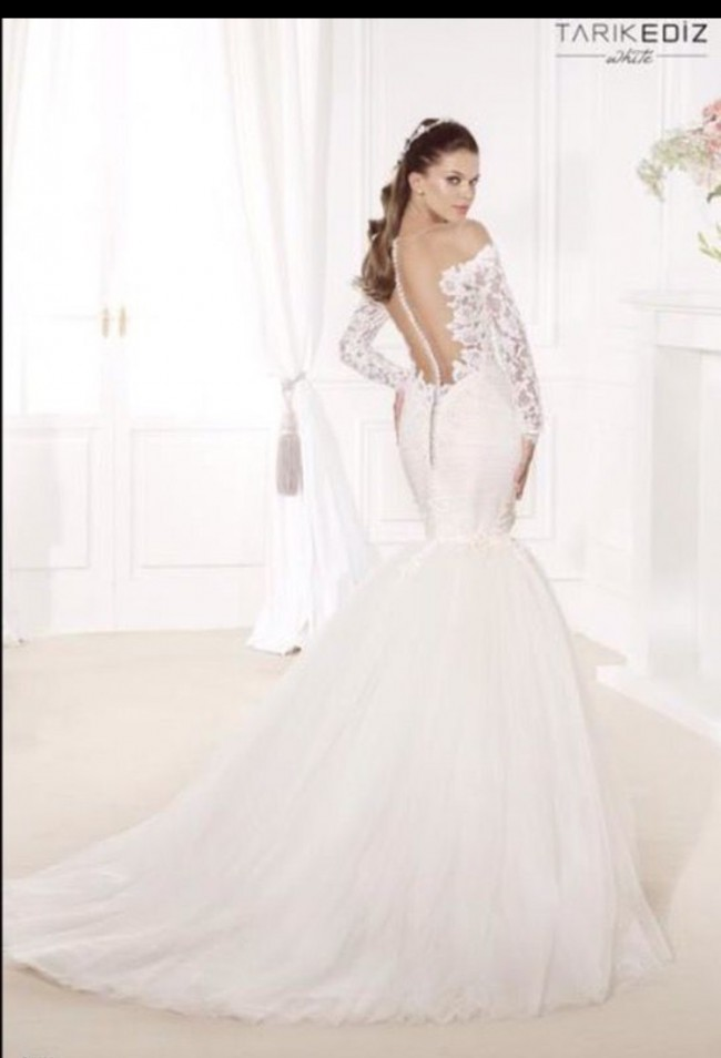 Tarik Ediz 1103 - Used Wedding Dresses - Stillwhite