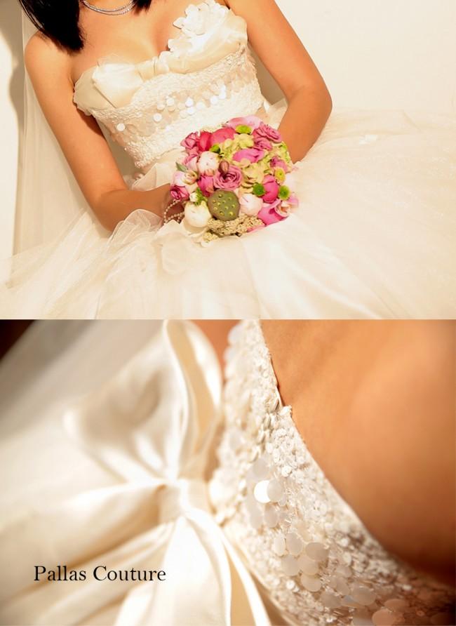 Pallas couture fantasia corilea second hand wedding dress for Second hand wedding dresses san diego