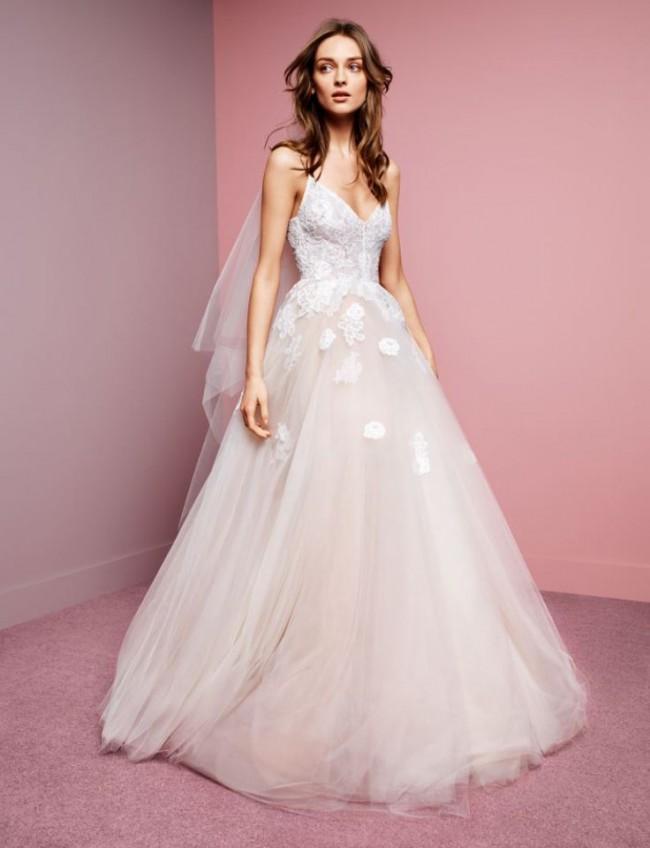 Monique lhuillier severine preowned wedding dress on sale for Price of monique lhuillier wedding dresses