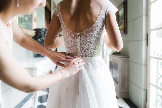 A Line Wedding Dress On Sale