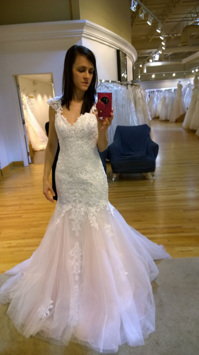 Camille La Vie New Wedding Dress On Sale 33 Off Stillwhite South