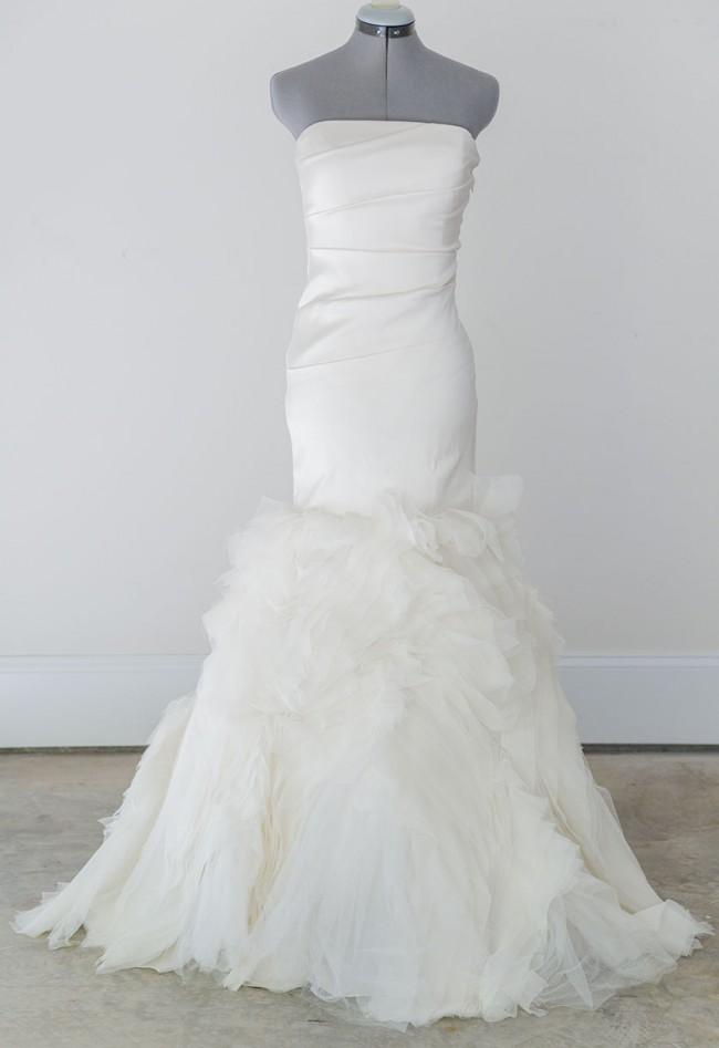 Vera wang kathleen second hand wedding dress on sale 74 off for Second hand vera wang wedding dress