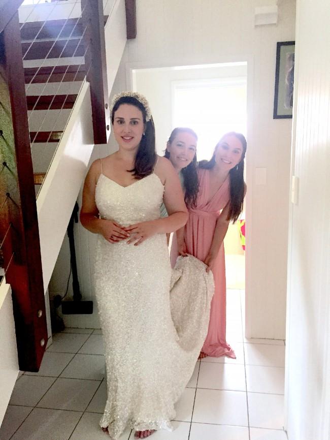 Karen Willis Holmes Anya Second Hand Wedding Dresses