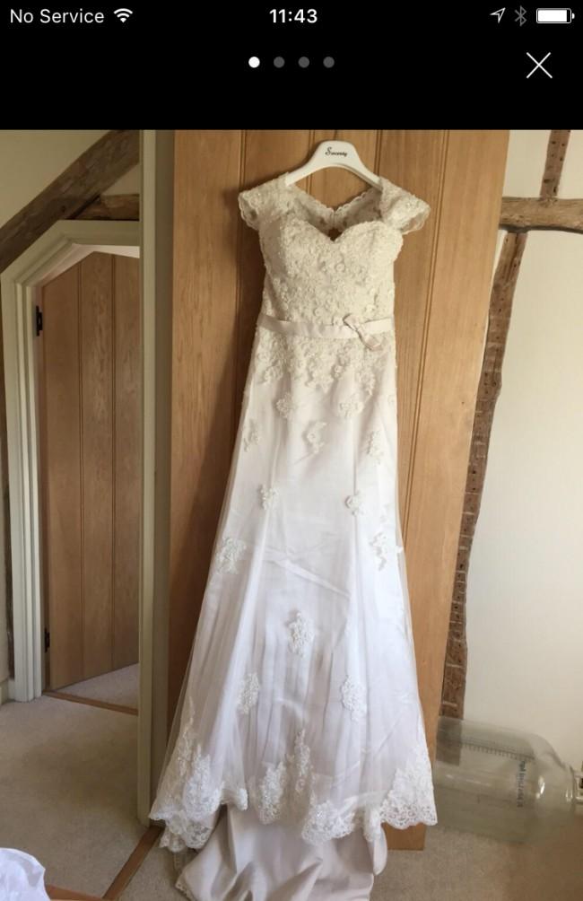 Sincerity Bridal, 3821